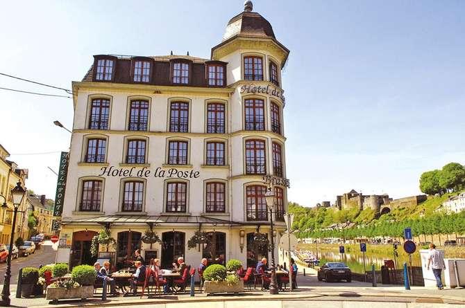 Hotel de la Poste Bouillon Bouillon