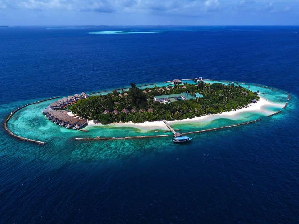 Fantastische vakantie Malediven 🏝️Amaya Kuda Rah Resort
