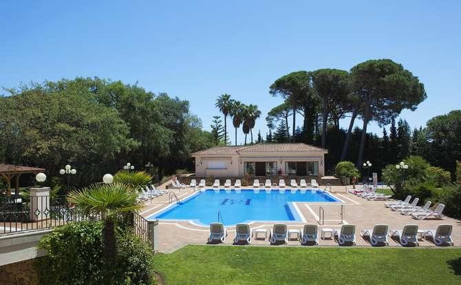 Hotel Guadacorte Park Algeciras