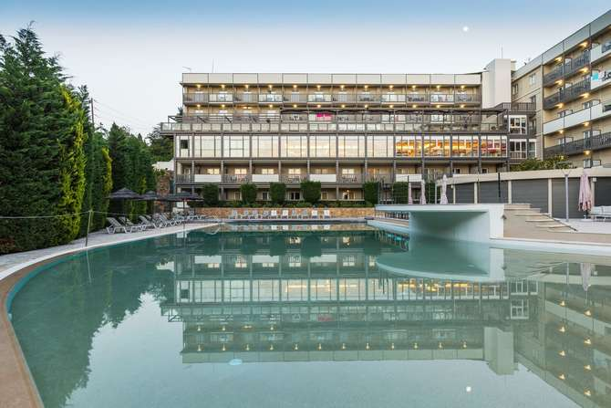 Ariti Grand Hotel Kanoni