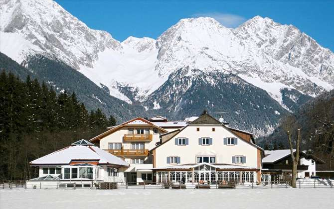Hotel Bad Salomonsbrunn Anterselva di Mezzo