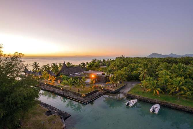 Beachcomber Paradis Hotel & Golf Club Le Morne