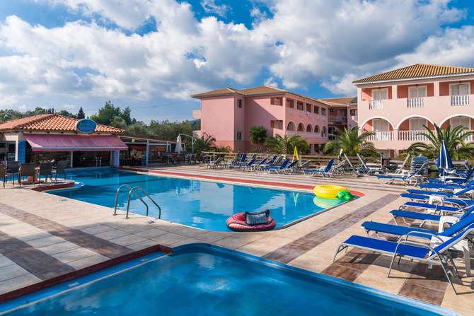 Savvas De Mar Hotel Laganas