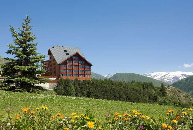 Le Pic Blanc Hotel L'Alpe-d'Huez