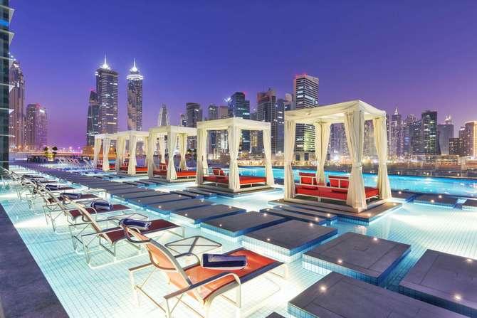 Hotel Canal Central Dubai