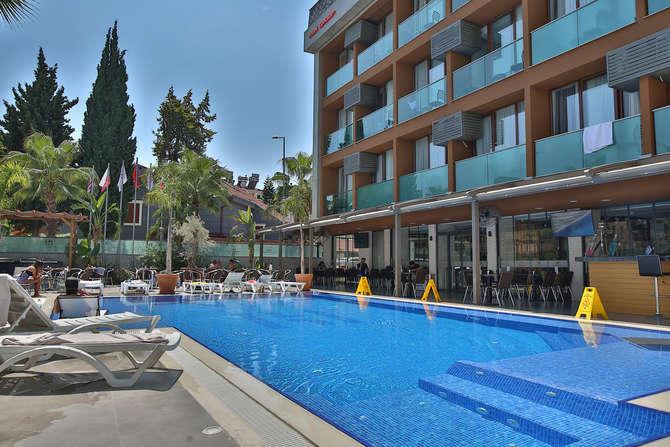 Laren Family Hotel Antalya