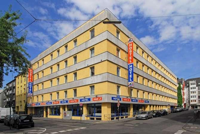 A&O Köln Neumarkt Keulen