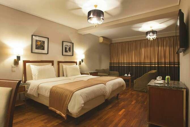 Best Western Ilisia Hotel Athene