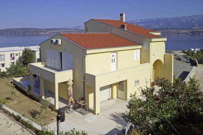 Appartementen Zula Obrovac