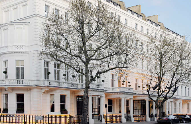 The Kensington Hotel Londen