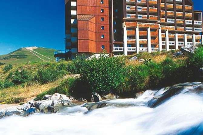 Residence l'ecrin d'Huez L'Alpe-d'Huez