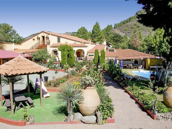 Hotel Rural El Refugio Tejeda