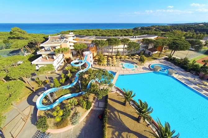 Tirreno Resort Orosei