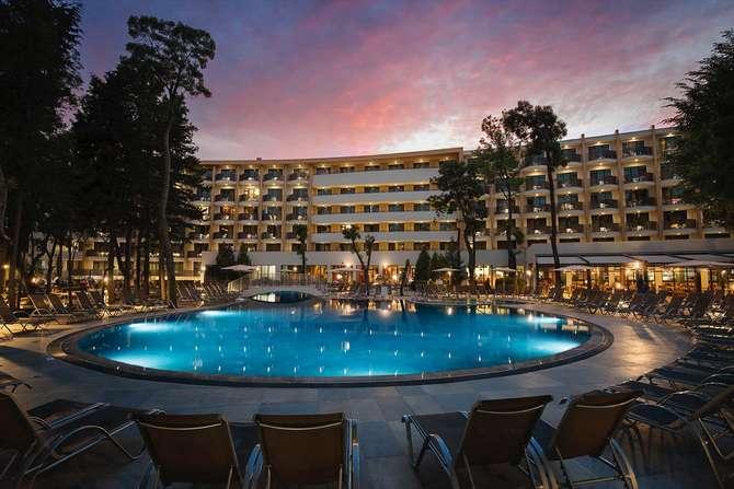 Club Hotel Bor Sunny Beach