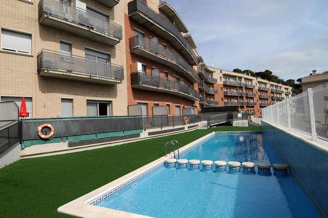 Appartementen Espronceda Blanes