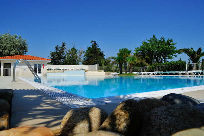 Camping Les Fontaines Canet-Plage