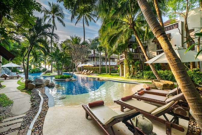 Muang Samui Spa Resort Chaweng Beach
