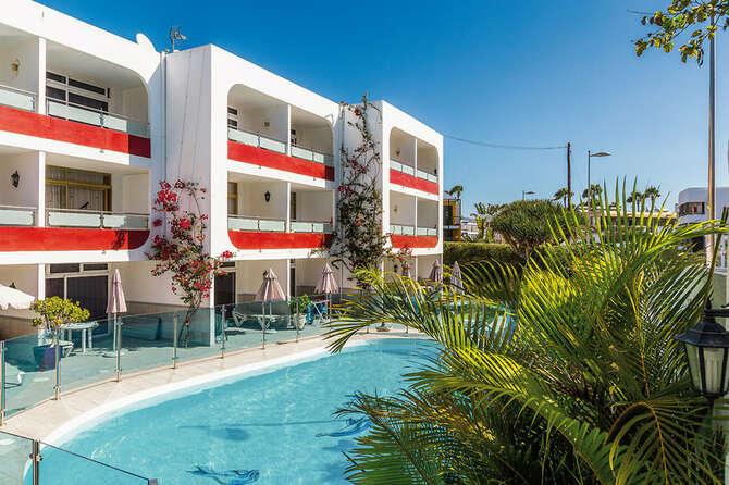 Appartementen Bogota Playa del Inglés