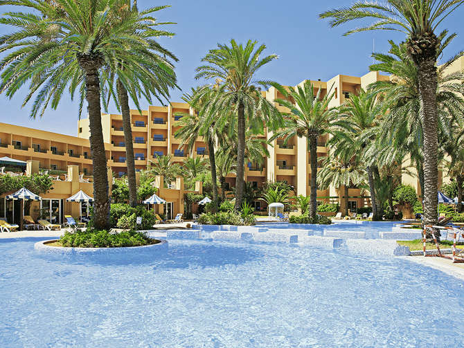Lti Vendome El Ksar Resort & Thalasso Sousse