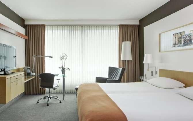 Steigenberger Airport Hotel Amsterdam Schiphol