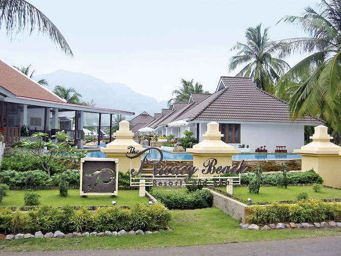 The Privacy Beach Resort & Spa Ban Mai