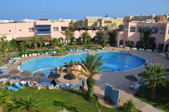 Hotel Eden Yasmine Yasmine Hammamet