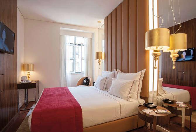 The 7 Hotel Lissabon