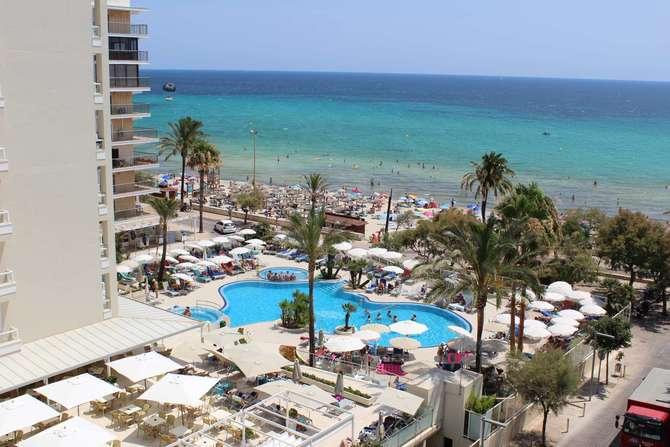 Hotel Veronica & Appartementen Midas Cala Millor