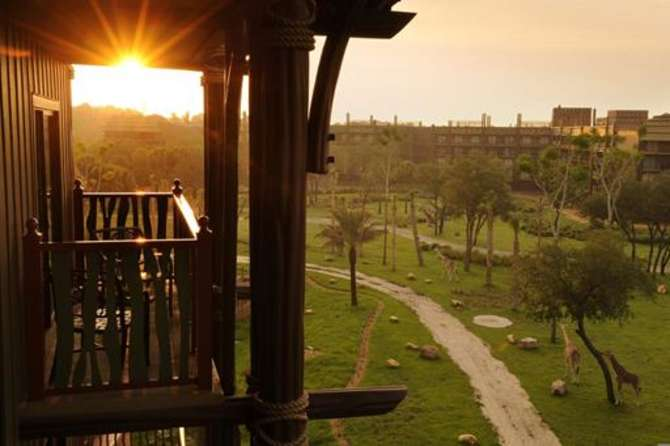 Disney's Animal Kingdom Lodge® Celebration
