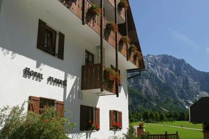Hotel Plesnik Solčava