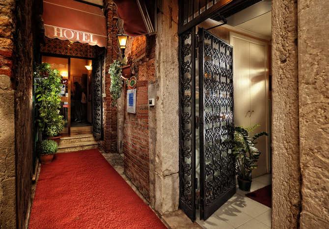 Hotel Tintoretto Venetië