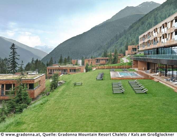 Gradonna Mountain Resort Kals-am Großglockner