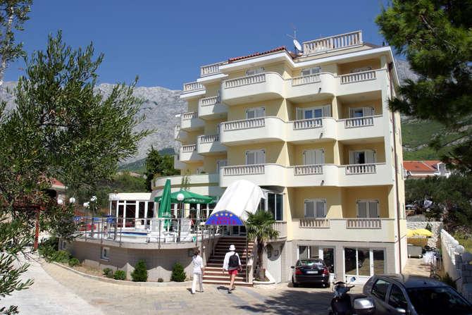 Hotel Conte Promajna