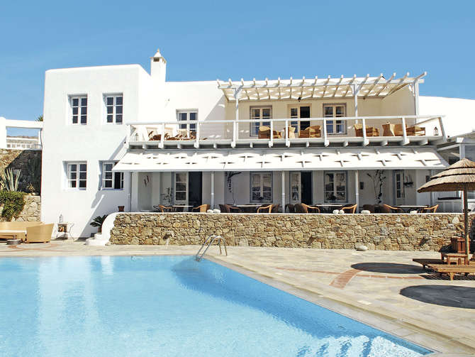 Archipelagos Hotel Kalo Livadi
