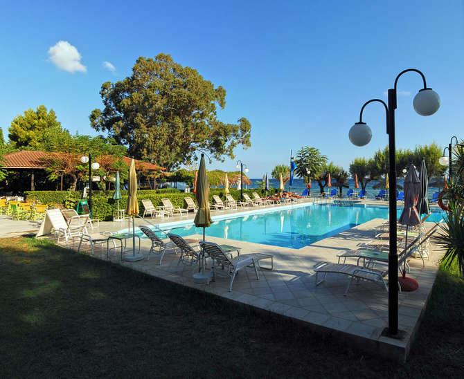 Mimoza Beach Hotel Argassi