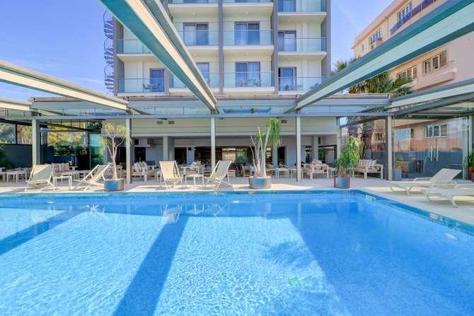 Palace Hotel Bomo Club Glyfada (Attika)