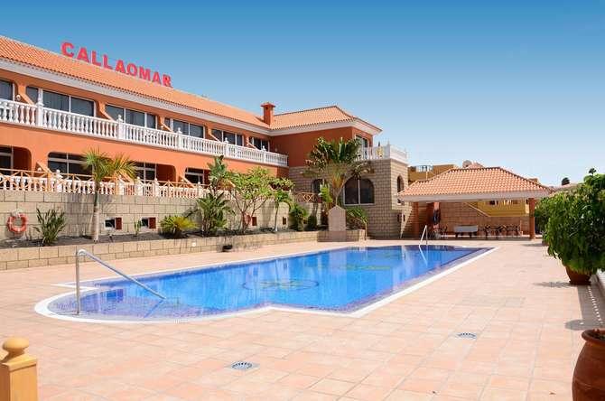 Appartementen Callaomar Playa Paraíso