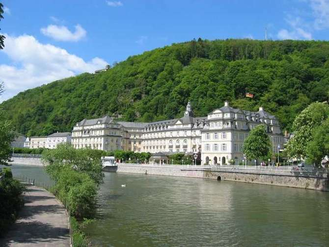 Hacker's Fürstenhof Wellness & Spa Resort Bad Bertrich
