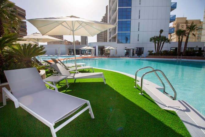 Suitopia Sol y Mar Suites Hotel Calpe
