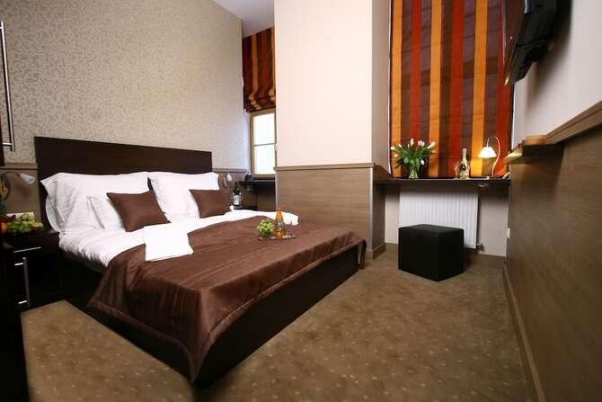 Hotel Central 21 Boedapest