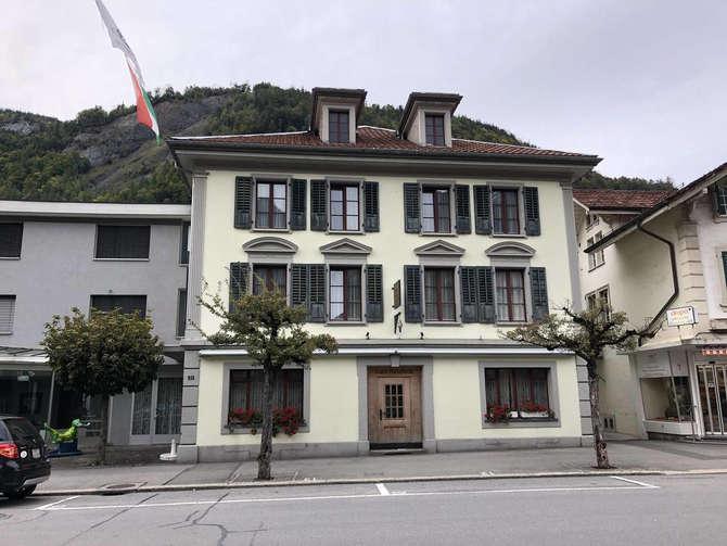 Haus Rebstock Meiringen