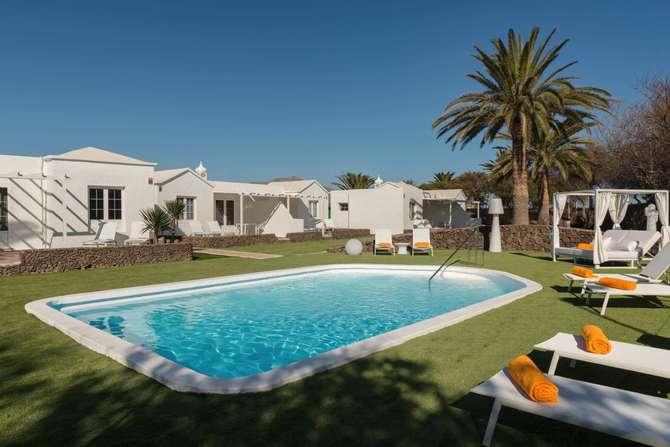 Villas Lanzasuites Playa Blanca
