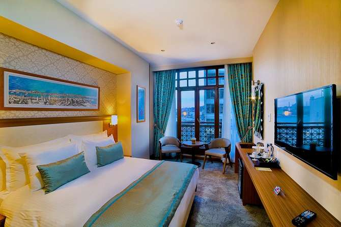 Hotel Momento Golden Horn Istanbul