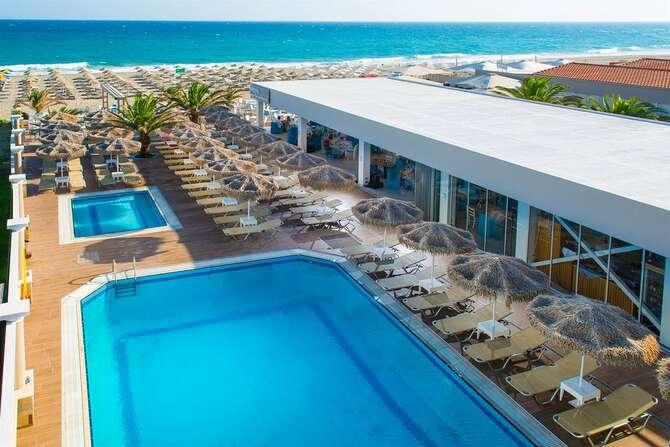 Odyssia Beach Hotel Rethymnon