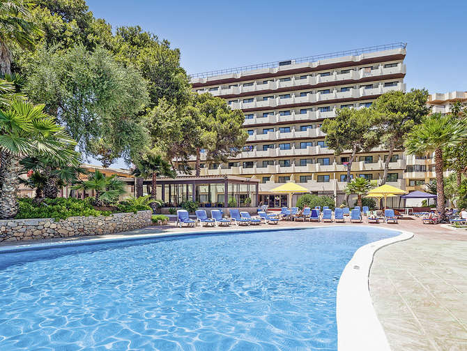Hotel Can Bossa Playa d'en Bossa