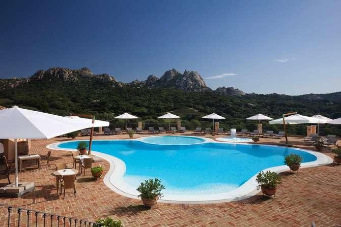 Hotel Parco degli Ulivi Arzachena