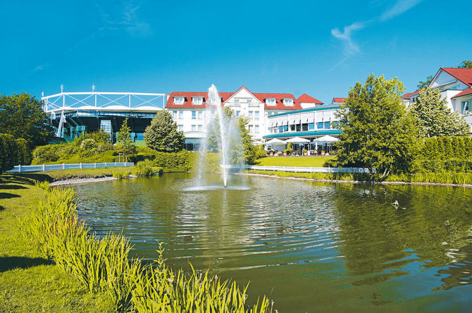 Gerry Weber Sportpark Hotel Halle