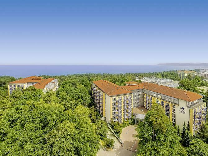 IFA Rugen Hotel & Vakantiepark Ostseebad Binz