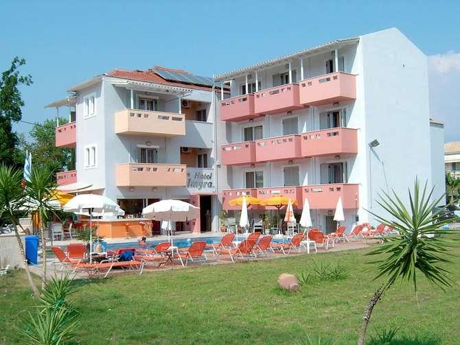 Hotel Palmyra Nidri
