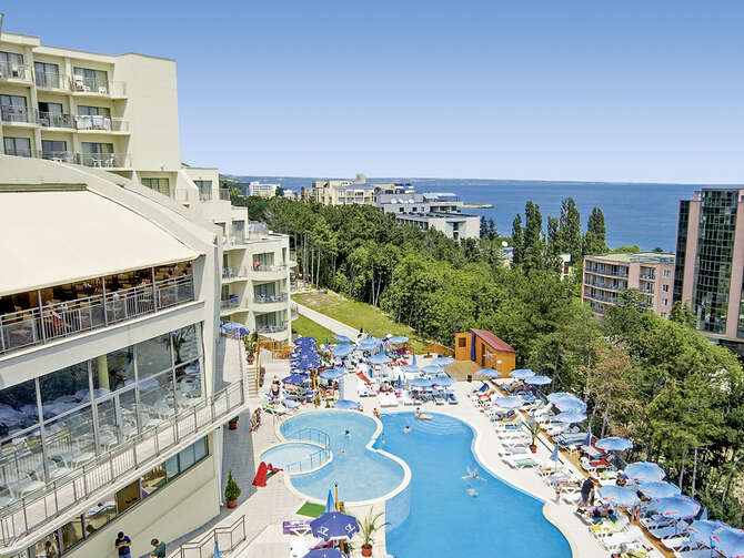Parkhotel Golden Beach Golden Sands